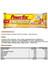 PowerBar Energize Sportvoeding met basisprijs Original Vanilla Almond 25 x 55g geel/bruin